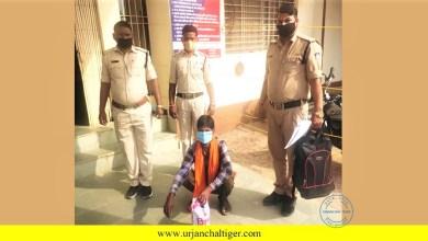 Photo of अवैध शराब की तस्करी में लिप्त 2 गिरफ्तार।