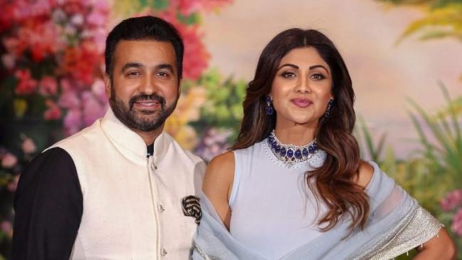 शिल्पा शेट्टी के पति राज कुंद्रा गिरफ़्तार,पोर्नोग्राफी फिल्म बनाने का आरोप