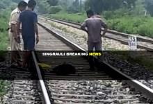 Photo of सिंगरौली के माजन खुर्द रेलवे ट्रैक पर अज्ञात युवक का शव मिलने से मचा हड़कंप !