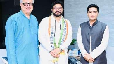 Photo of पूर्व केंद्रीय मंत्री बाबुल सुप्रियो ने भाजपा छोड़ा,TMC में हुए शामिल