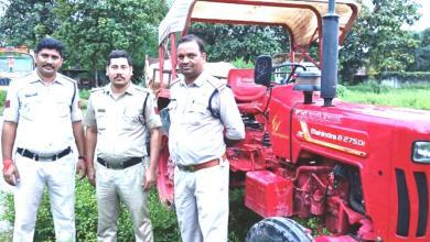 Photo of बरगवां पुलिस ने अवैध रेत उत्खनन कर परिवहन करते ट्रैक्टर को किया जप्त।