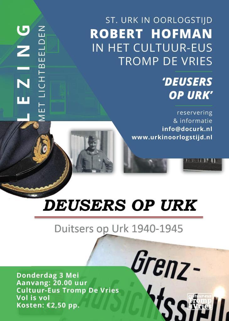 Deusers op Urk – lezing
