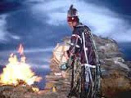Ritual chaman