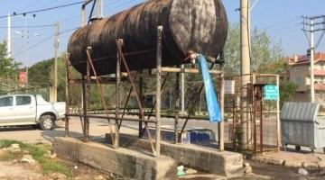 Manisalı Çiftçiye Tarımsal İlaçlama Suyu Ücretsiz