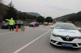 Giriş Çıkışlar Kapandı, İzmir-İstanbul Yolu Boş Kaldı