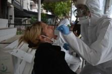 Sokakta Korona Virüsü Testi Şaşırttı