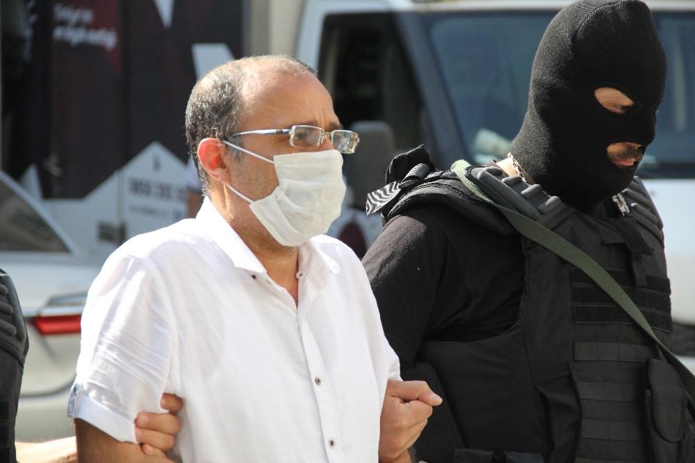 Dhkp/cnin Kasası Tutuklandı