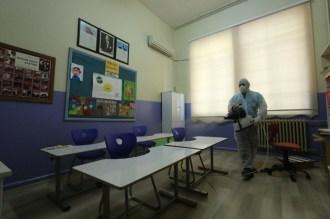 Konak Belediyesi, Okulları Çocuklar İçin Hazırladı