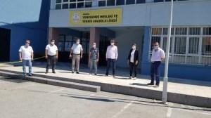 Manisada İlk Kez Bir Meslek Lisesinde Radyo Televizyon Alanı Açıldı