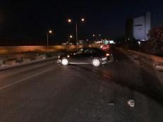 Otomobil İle Motosiklet Çarpıştı, Sürücünün Bacağı Koptu