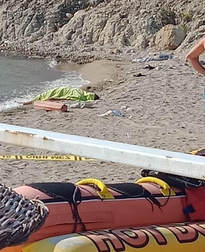 İzmir Foçada Tekne Faciası: 4 Ölü