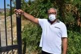 Arıtma Tesisi Bahçesine Kaçak Fosseptik Çukuru Açıldığı İddiası