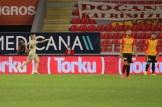 Süper Lig: Göztepe: 2 - Fenerbahçe: 3 (Maç Sonucu)