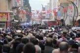 İzmir Şehidine Hüzünlü Veda