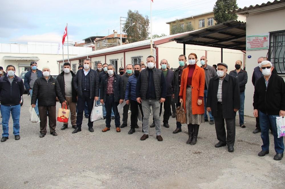 Mahalleliden Karşıyaka Belediyesine İmar Planı Tepkisi