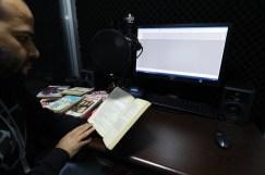 Rektör Hotardan 'Kitabımın Sesi Ol Çağrısı