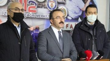 İçişleri Bakan Yardımcısı Çataklı yetkililerin tüm çabalarıyla savaştığını belirtti