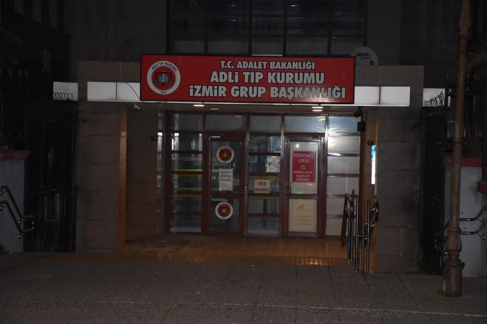İzmir'de Korkunç Kadın Cinayeti: Boğarak Öldürdü, Cesedini Ormanlık Alana Bıraktı