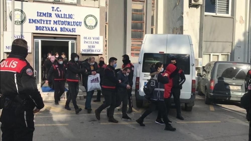 Şehit Ve Gazileri Kullanarak Dolandırıcılık Yaptıkları Belirlenen Şüphelilerden 7Si Tutuklandı