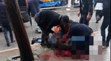 Sokak Ortasında Bıçaklı Saldırı: 1 Ölü