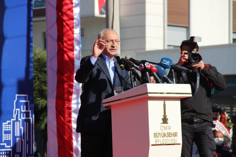 Kılıçdaroğlu: Temel Atma Törenine Katıldı