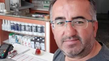 Urla' lı veteriner Covit 19 nedeniyle hayatını kaybetti