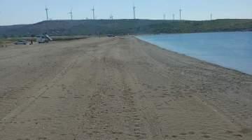 Urla' nın sahilleri sezona hazır