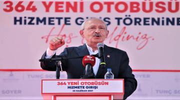 Kılıçdaroğlu'ndan İzmir mesaisi
