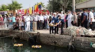 Denizcilik ve Kabotaj Bayramı Törenle Kutlandı