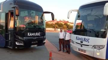 Urla' dan Çorum- Samsum seferleri 12 Temmuz'da karşılıklı başlıyor