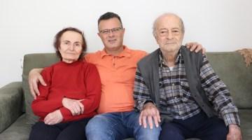 Alaşehir Belediye Başkanı Ahmet Öküzcüoğlu'nun babası son yolculuğuna uğurlandı