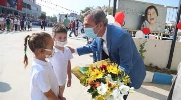 Urla'da İlköğretim Haftası Kutlama Töreni yapıldı