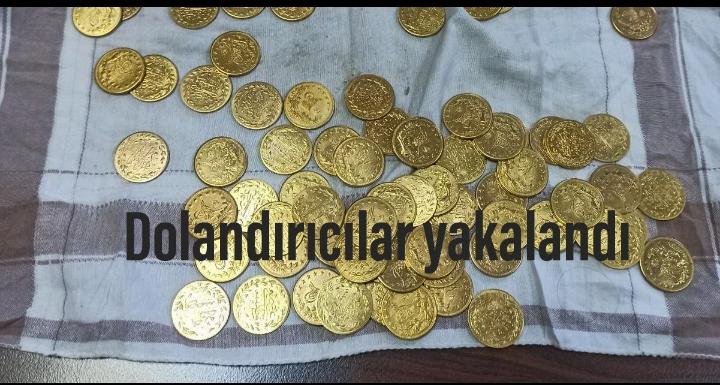 """""""Dedemde 120 Osmanlı altını var"""