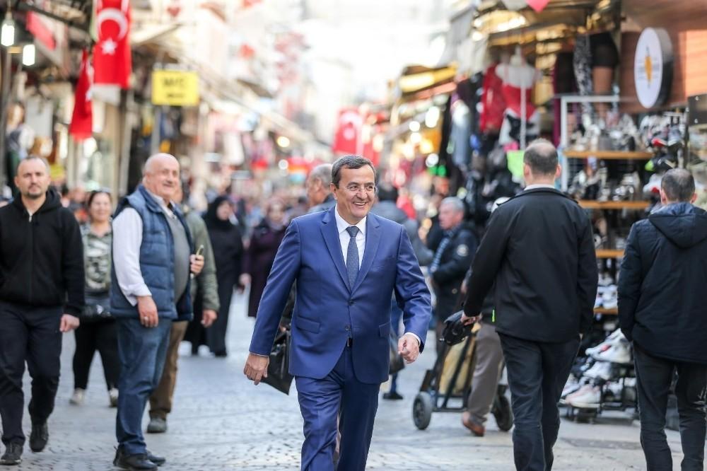 Başkan Baturdan Tarihi Gezi