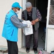 İmamlar Yardıma Muhtaç Vatandaşların İmdadına Koşuyor