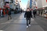 Mekanlar Kapandı, Sokaklar Boş Kaldı