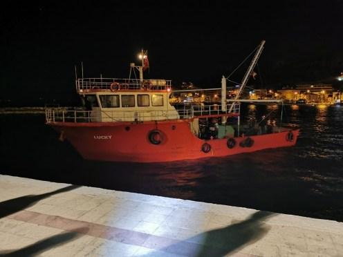 Urlada 125 Sığınmacı Yakalandı