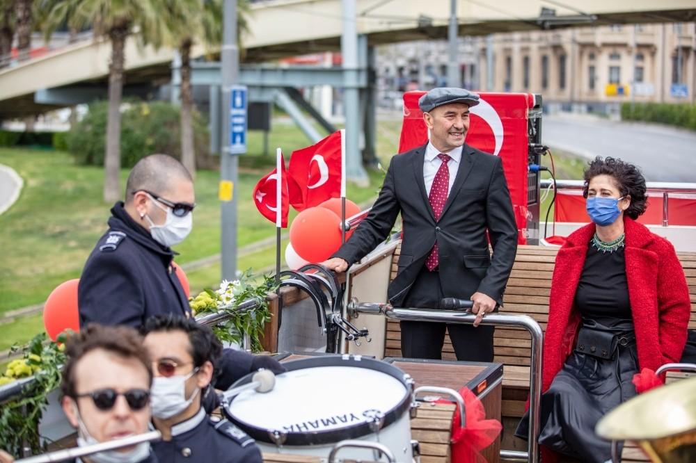 İzmir 23 Nisanda Tek Yürek Oldu