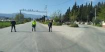 İzmir Polisinden 30 İlçede Sıkı Önlem: Sokaklar Sessizliğe Büründü