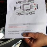 Sıfır Araç Aldı, Ekspertiz Raporunda Yazılanı Görünce Şok Yaşadı