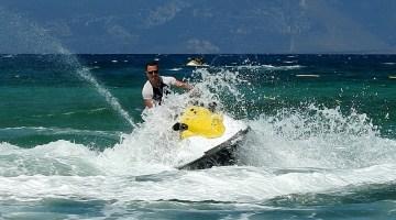 Çeşmede Adrenalin Arayanların Tercihi Su Sporları