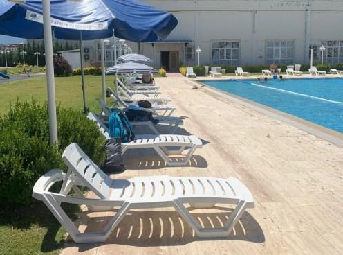 Muradiye Yüzme Havuzu Haftanın 7 Günü Hizmet Vermeye Başladı