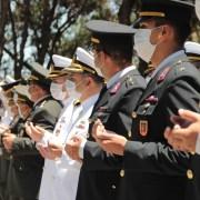 15 Temmuz Şehitleri, İzmirdeki Şehitlikte Anıldı