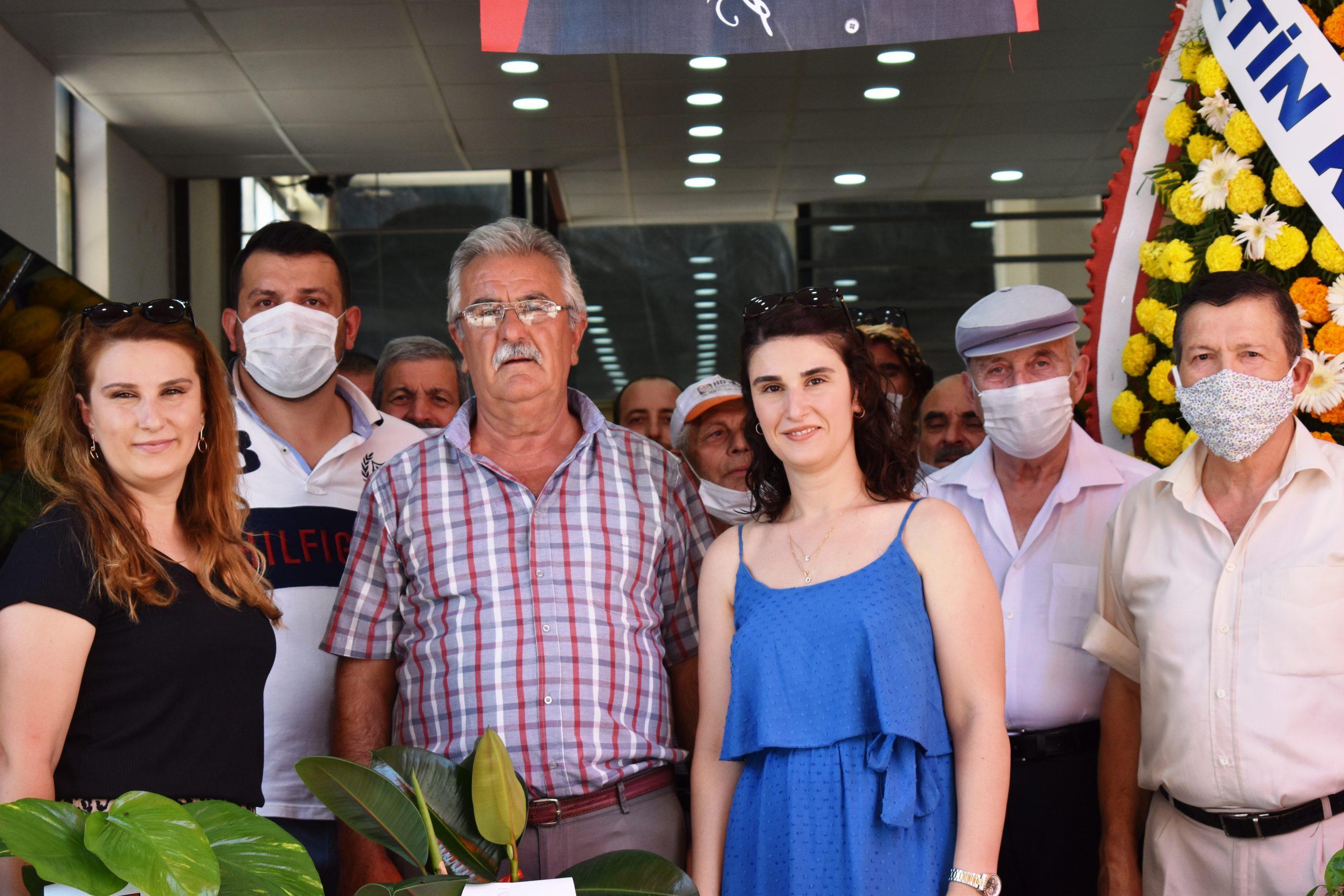 Paşa Kızı Manavı Açıldı