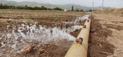 Beydağ Barajında Sulama Sezonu Sona Erdi