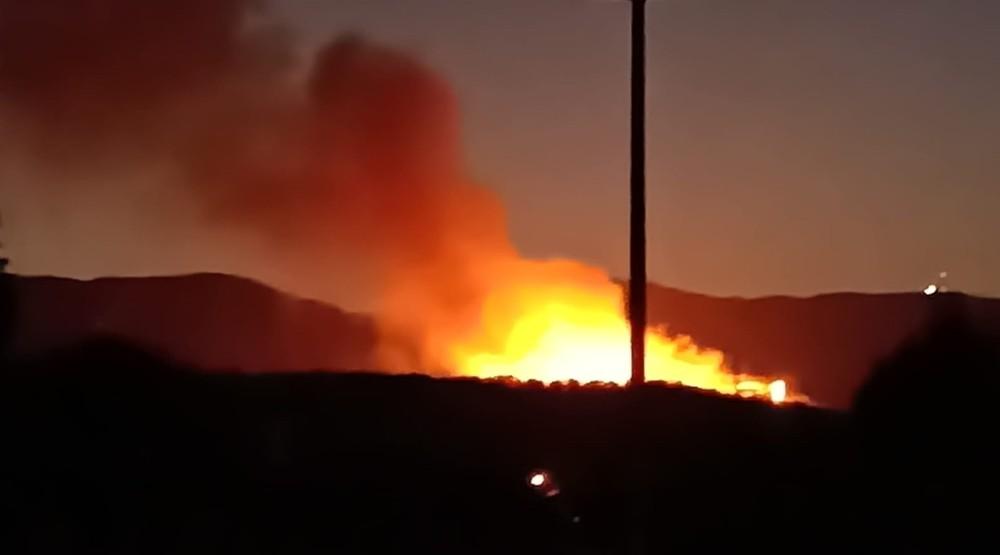 İzmirdeki Orman Yangını Kontrol Altında