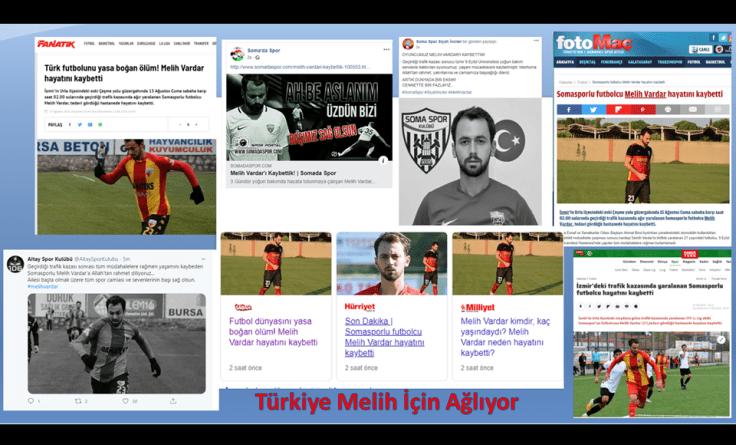 Türk Futbolu Yas da