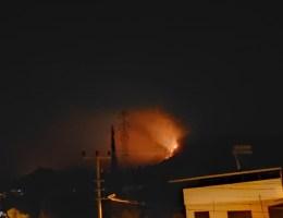 Alevleri Söndürmek İçin Büyükşehir Ekipleri Seferber Oldu