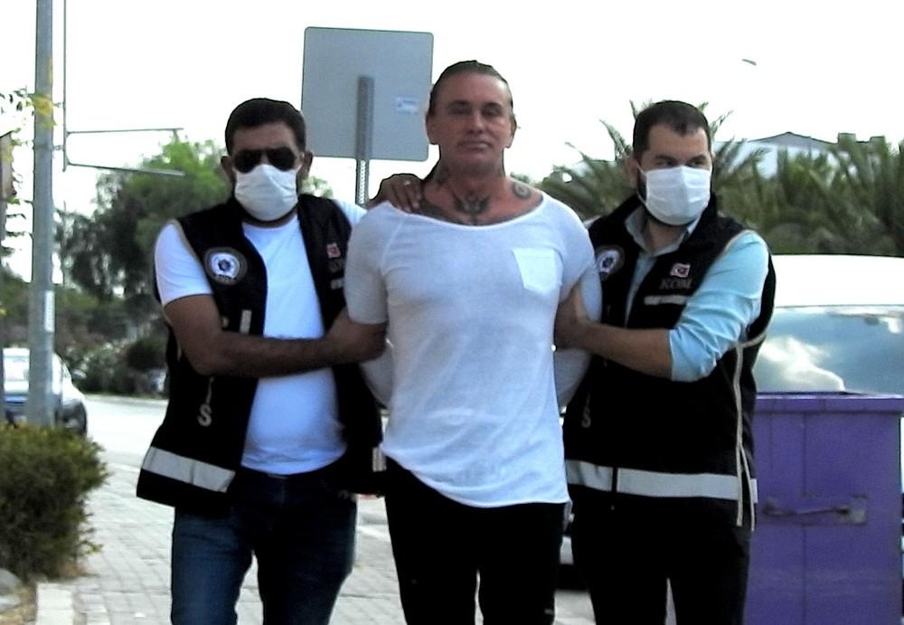 Suç Örgütü Lideri Arabacı Tutuklandı