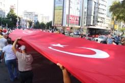 """9 Eylül Coşkusu """"Zafer Yürüyüşü"""" İle Başladı"""
